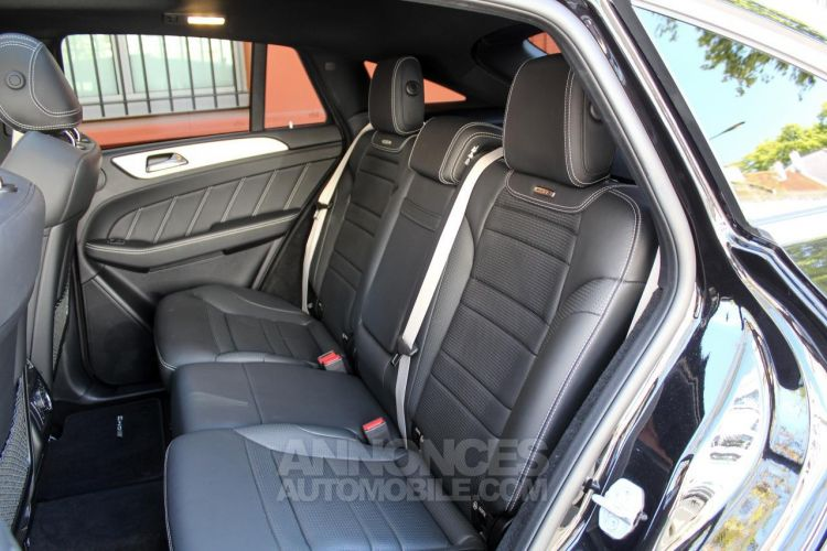 Mercedes GLE Coupé Coupe 63 S AMG 4Matic 7G-Tronic Speedshift Plus - <small></small> 76.950 € <small>TTC</small> - #11