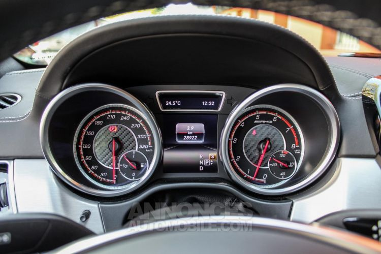 Mercedes GLE Coupé Coupe 63 S AMG 4Matic 7G-Tronic Speedshift Plus - <small></small> 76.950 € <small>TTC</small> - #12