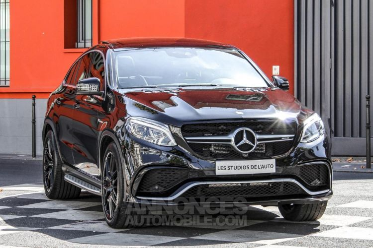 Mercedes GLE Coupé Coupe 63 S AMG 4Matic 7G-Tronic Speedshift Plus - <small></small> 76.950 € <small>TTC</small> - #21