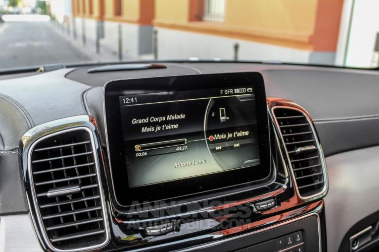 Mercedes GLE Coupé Coupe 63 S AMG 4Matic 7G-Tronic Speedshift Plus - <small></small> 76.950 € <small>TTC</small> - #47