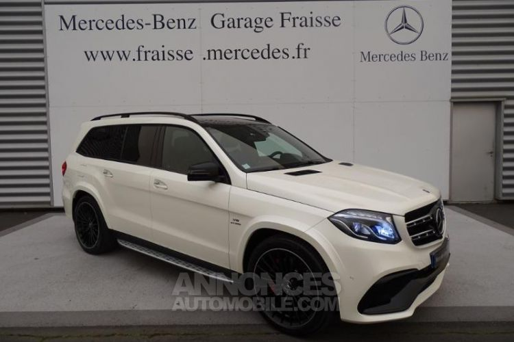 Mercedes GLS 63 AMG 585ch 4Matic 7G-Tronic Speedshift Plus Euro6d-T - <small></small> 98.900 € <small>TTC</small> - #2