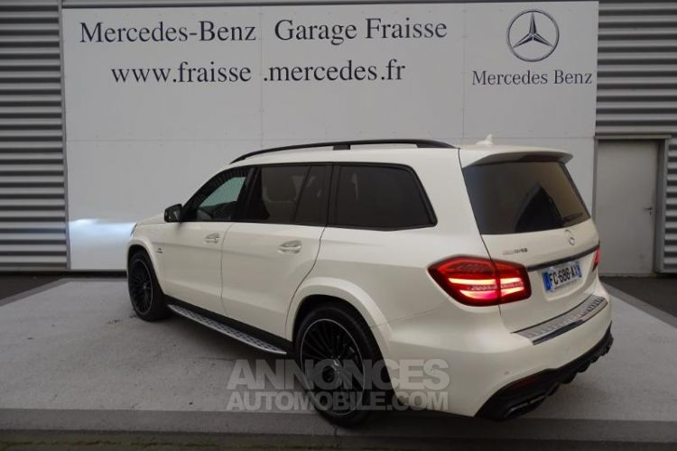 Mercedes GLS 63 AMG 585ch 4Matic 7G-Tronic Speedshift Plus Euro6d-T - <small></small> 98.900 € <small>TTC</small> - #5