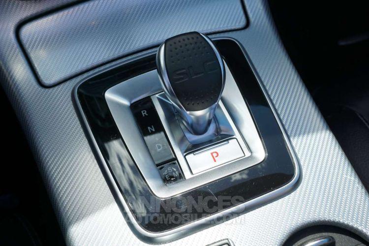Mercedes SLC 180 Automatique - Pack-AMG - Euro 6 - Garantie - - <small></small> 32.750 € <small>TTC</small> - #9