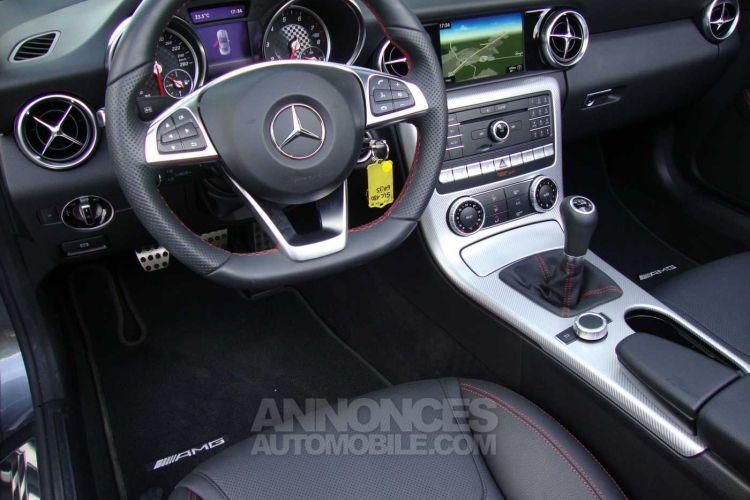 Mercedes SLC 180 i, AMG, slechts 6.000 km, leder, navi, airscarf - <small></small> 33.900 € <small>TTC</small> - #8
