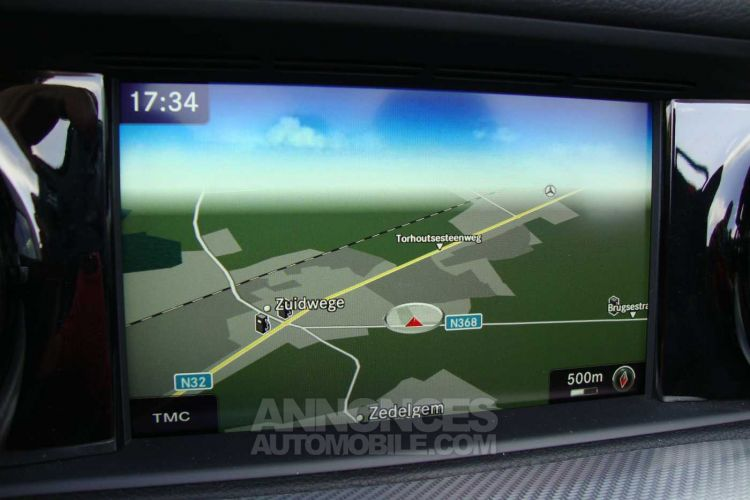 Mercedes SLC 180 i, AMG, slechts 6.000 km, leder, navi, airscarf - <small></small> 33.900 € <small>TTC</small> - #10