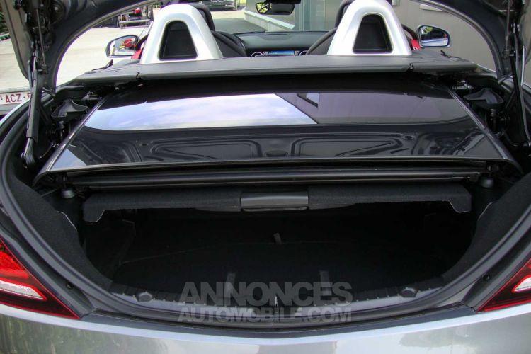 Mercedes SLC 180 i, AMG, slechts 6.000 km, leder, navi, airscarf - <small></small> 33.900 € <small>TTC</small> - #15