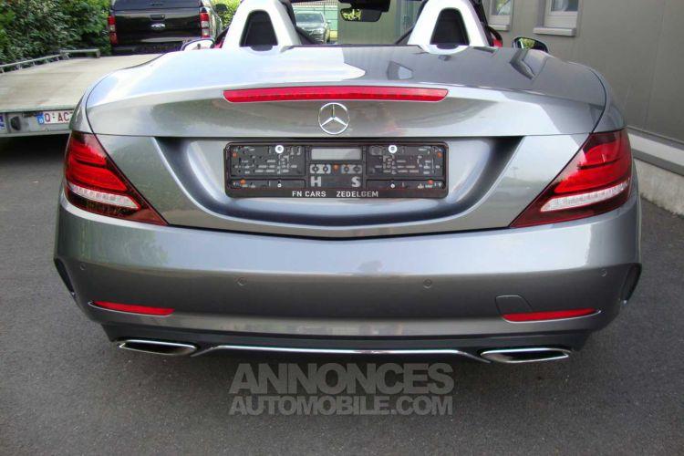 Mercedes SLC 180 i, AMG, slechts 6.000 km, leder, navi, airscarf - <small></small> 33.900 € <small>TTC</small> - #19