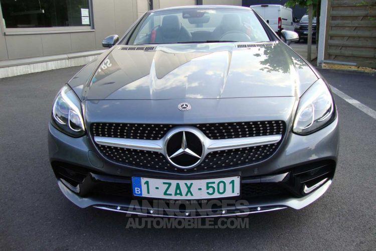 Mercedes SLC 180 i, AMG, slechts 6.000 km, leder, navi, airscarf - <small></small> 33.900 € <small>TTC</small> - #20
