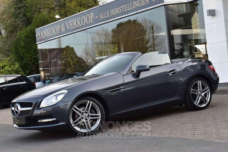 Mercedes SLK 200 Verw. leder - <small></small> 21.450 € <small>TTC</small> - #1