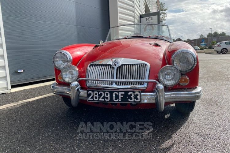 MG MGA A Roadster - <small></small> 24.900 € <small>TTC</small> - #3