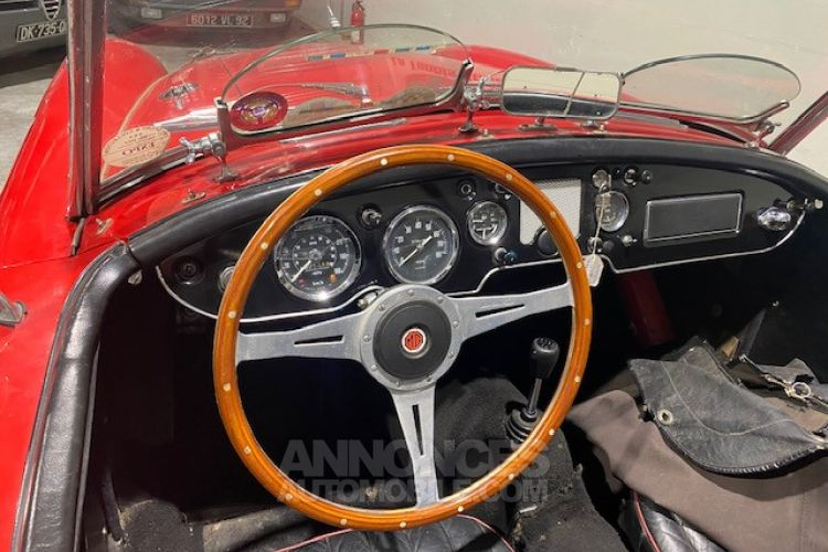 MG MGA A Roadster - <small></small> 24.900 € <small>TTC</small> - #8