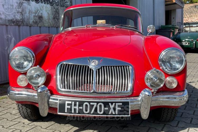 MG MGA COUPE 1600CC - <small></small> 38.500 € <small>TTC</small> - #3