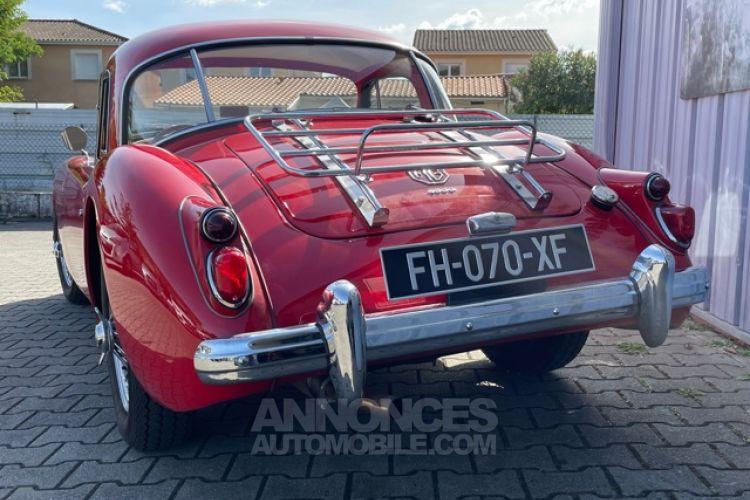 MG MGA COUPE 1600CC - <small></small> 38.500 € <small>TTC</small> - #4
