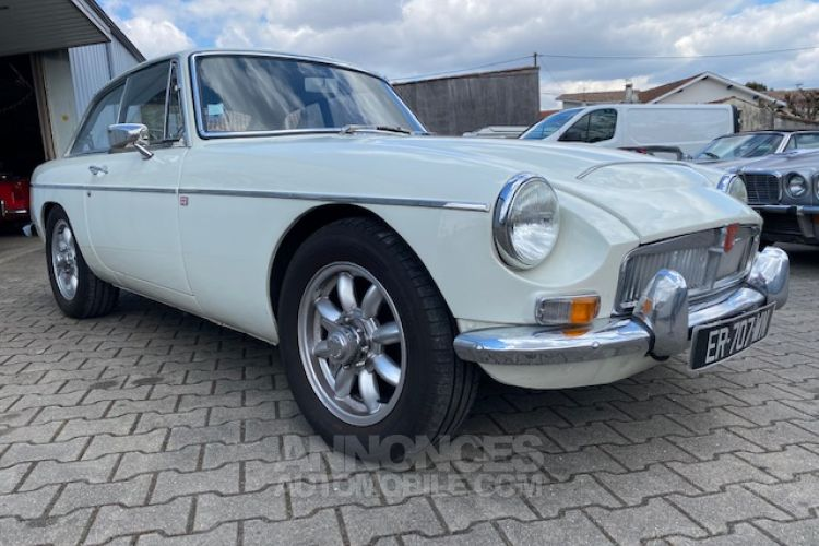 MG MGC GT 6 CYLINDRES 3 LITRES OVERDRIVE - <small></small> 26.500 € <small>TTC</small> - #2