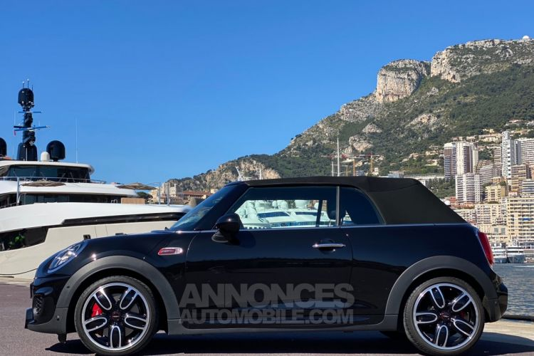 Mini Cooper CABRIOLET JOHN COOPER WORKS JCW BVA 231 CV - MONACO - <small></small> 39.900 € <small>TTC</small> - #11