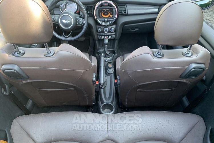 Mini Cooper pack Chili Cabriolet 1.5i 136 BVA F57 - <small></small> 21.890 € <small>TTC</small> - #7