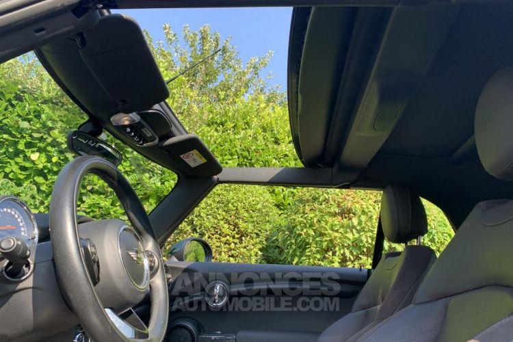 Mini Cooper pack Chili Cabriolet 1.5i 136 BVA F57 - <small></small> 21.890 € <small>TTC</small> - #11