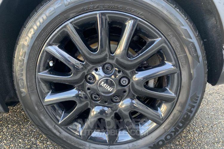 Mini Cooper pack Chili Cabriolet 1.5i 136 BVA F57 - <small></small> 21.890 € <small>TTC</small> - #17