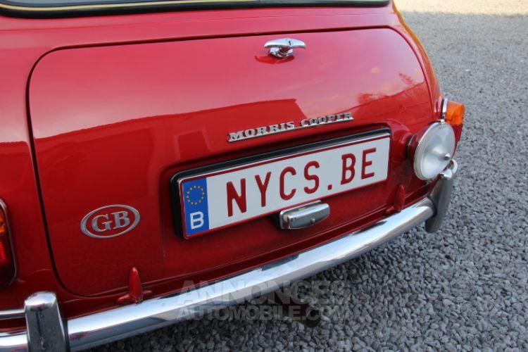 Mini One Morris Cooper - <small></small> 38.000 € <small>TTC</small> - #61