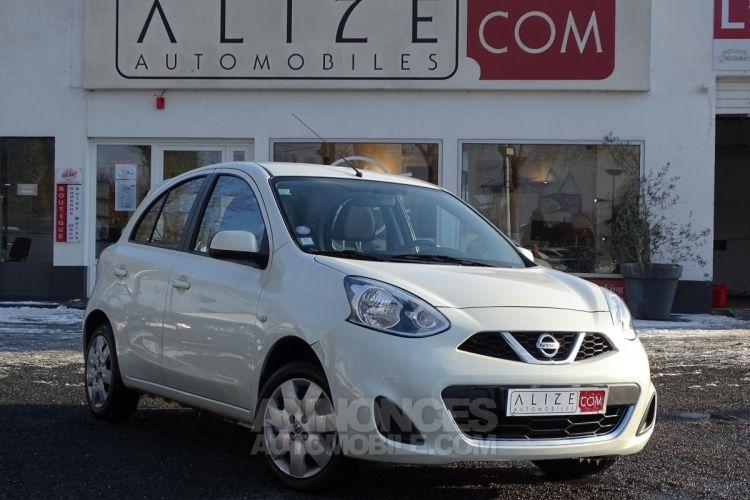 Nissan MICRA 1.2 80 VISIA PACK EU6 - <small></small> 7.450 € <small></small> - #1
