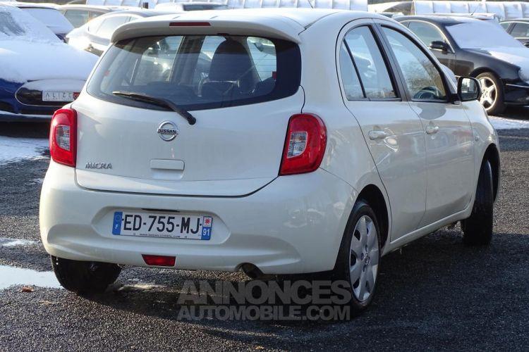 Nissan MICRA 1.2 80 VISIA PACK EU6 - <small></small> 7.450 € <small></small> - #2