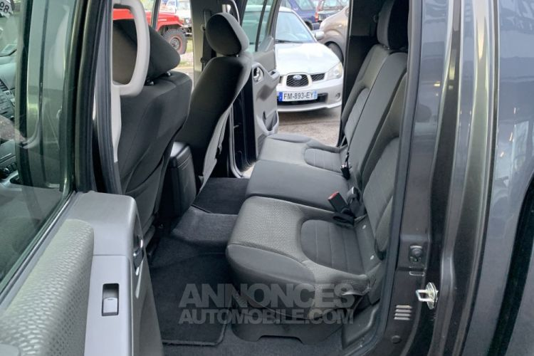 Nissan NAVARA Double cabine 2.5 DCI 190 CV - <small></small> 22.500 € <small>TTC</small> - #13