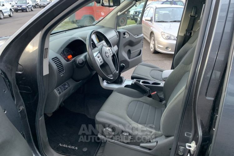Nissan NAVARA Double cabine 2.5 DCI 190 CV - <small></small> 22.500 € <small>TTC</small> - #14