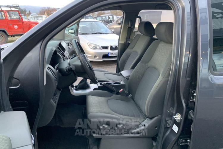 Nissan NAVARA Double cabine 2.5 DCI 190 CV - <small></small> 22.500 € <small>TTC</small> - #15