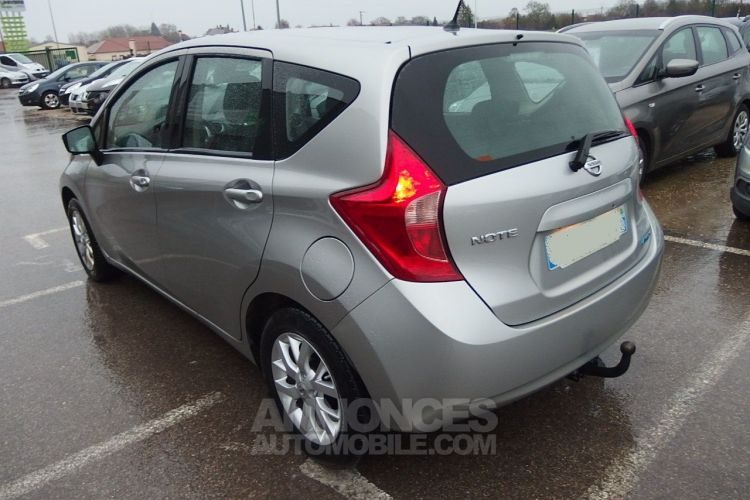Nissan NOTE 1.5 DCI 90CH CONNECT EDITION - <small></small> 6.200 € <small>TTC</small> - #2