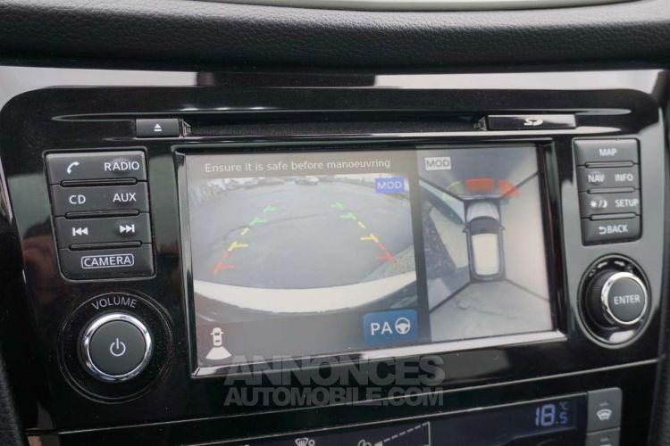 Nissan QASHQAI 1.6 dCi 2WD - Toit pano - Cuir - Caméra - EURO 6 - <small></small> 14.950 € <small>TTC</small> - #16
