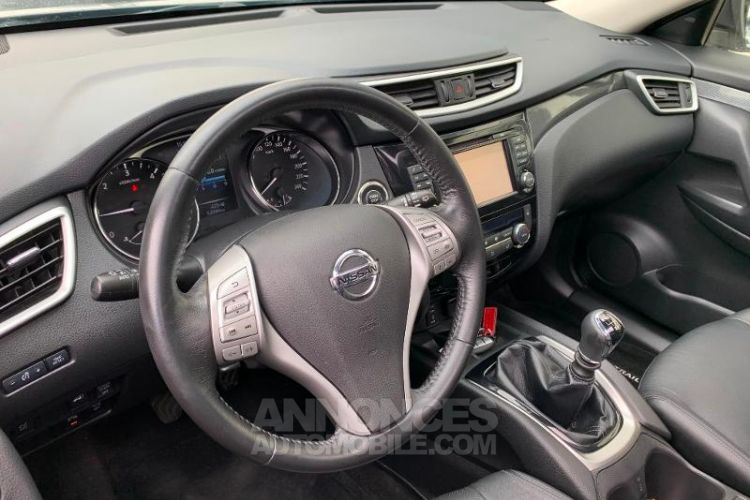 Nissan X-TRAIL 1.6 dCi 130ch Tekna Euro6 7 places - <small></small> 19.990 € <small>TTC</small> - #10