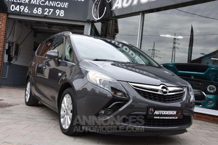 Opel Zafira Tourer 2.0 CDTi Cosmo - - GARANTIE 12 MOIS - - 7 PLACES - <small></small> 8.999 € <small>TTC</small> - #15