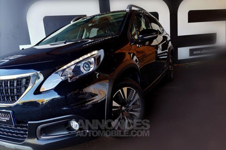 Peugeot 2008 1.6 BLUEHDI 100CH S&S BVM5 Allure Business - <small></small> 12.990 € <small>TTC</small> - #7