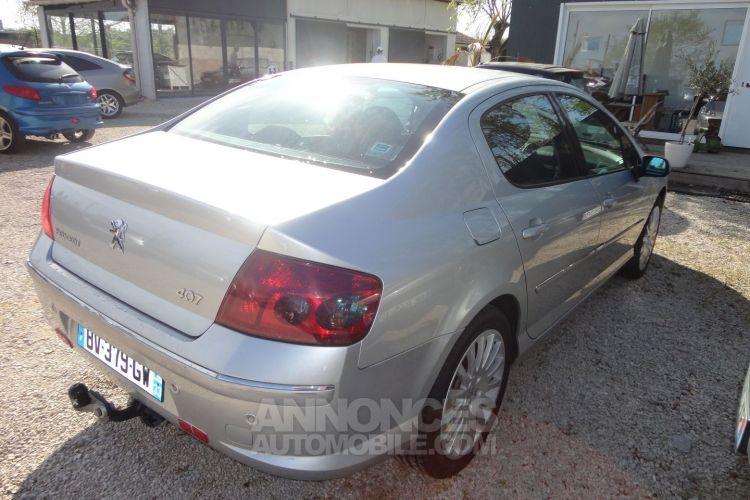 Peugeot 407 2.7 V6 HDI 24V FELINE BAA FAP - <small></small> 3.500 € <small>TTC</small> - #6