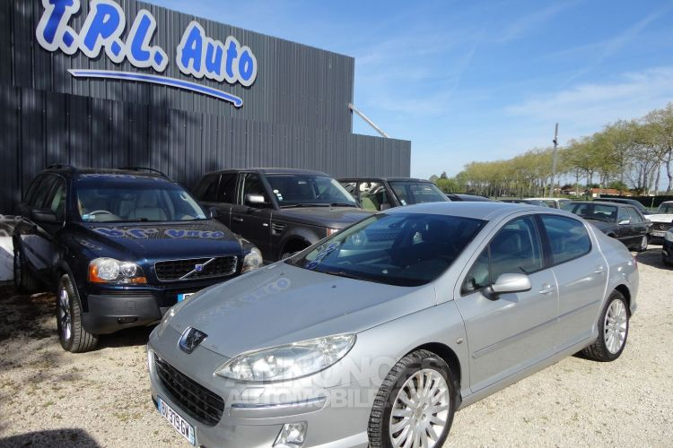 Peugeot 407 2.7 V6 HDI 24V FELINE BAA FAP - <small></small> 3.500 € <small>TTC</small> - #7