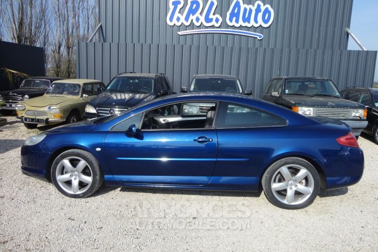 Peugeot 407 COUPE 2.7 V6 HDI SPORT PACK BAA FAP - <small></small> 6.500 € <small>TTC</small> - #1