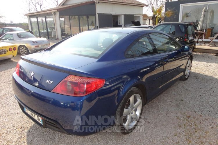 Peugeot 407 COUPE 2.7 V6 HDI SPORT PACK BAA FAP - <small></small> 6.500 € <small>TTC</small> - #6