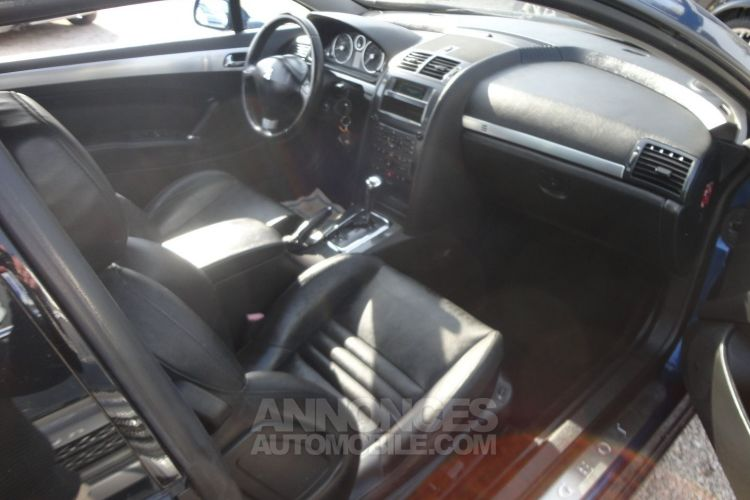 Peugeot 407 COUPE 2.7 V6 HDI SPORT PACK BAA FAP - <small></small> 6.500 € <small>TTC</small> - #9