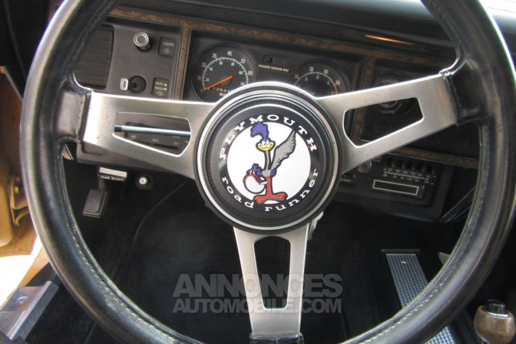 Plymouth Road runner Roadrunner - <small></small> 26.500 € <small>TTC</small> - #47