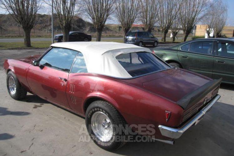 Pontiac FIREBIRD 68 - <small></small> 22.000 € <small>TTC</small> - #4