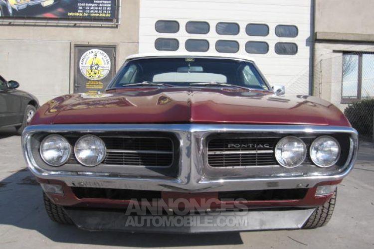 Pontiac FIREBIRD 68 - <small></small> 22.000 € <small>TTC</small> - #10