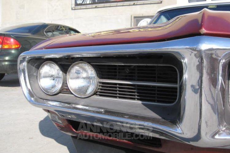 Pontiac FIREBIRD 68 - <small></small> 22.000 € <small>TTC</small> - #12
