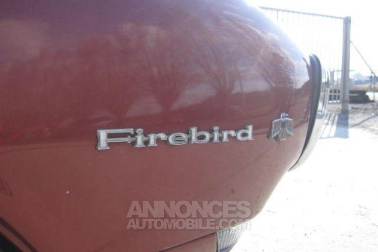 Pontiac FIREBIRD 68 - <small></small> 22.000 € <small>TTC</small> - #15