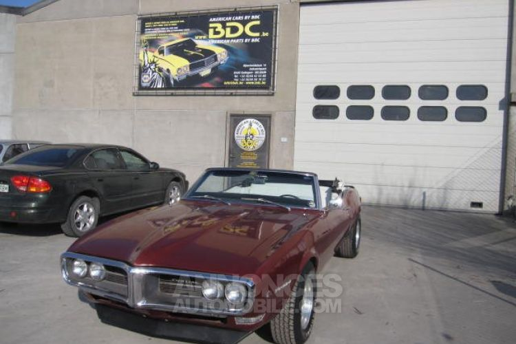 Pontiac FIREBIRD 68 - <small></small> 22.000 € <small>TTC</small> - #40