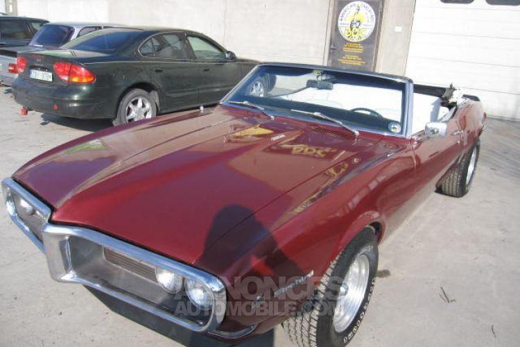 Pontiac FIREBIRD 68 - <small></small> 22.000 € <small>TTC</small> - #41