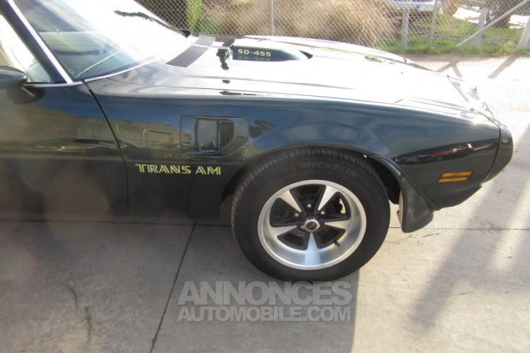 Pontiac FIREBIRD Trans Am 455 - <small></small> 38.000 € <small>TTC</small> - #37