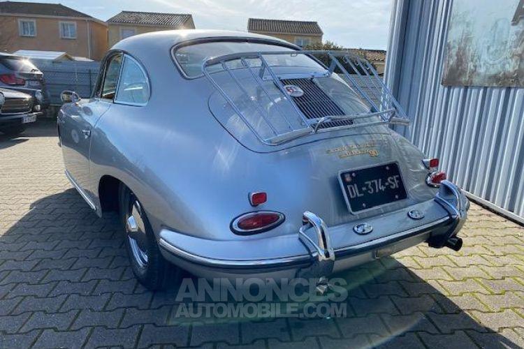 Porsche 356 B SUPER 90 - <small></small> 115.000 € <small>TTC</small> - #7