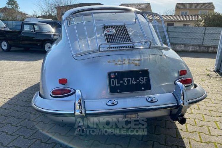 Porsche 356 B SUPER 90 - <small></small> 115.000 € <small>TTC</small> - #8