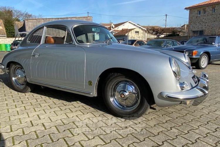 Porsche 356 B SUPER 90 - <small></small> 115.000 € <small>TTC</small> - #10