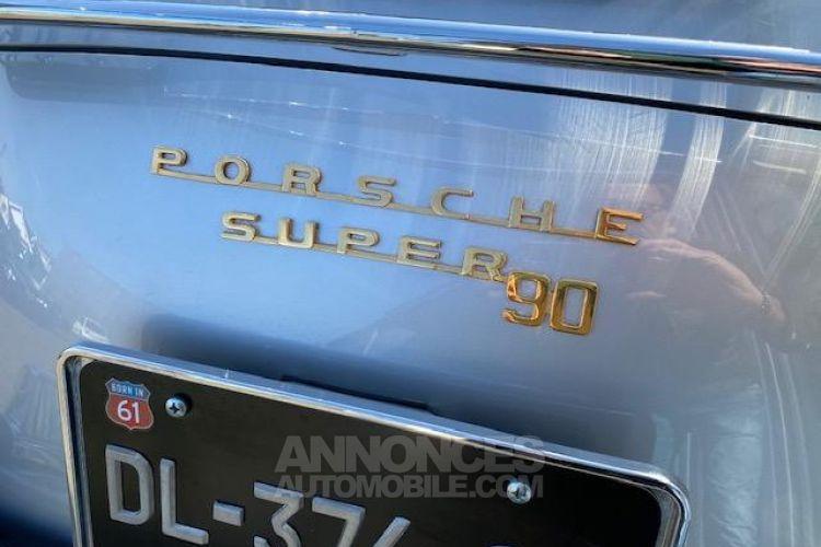 Porsche 356 B SUPER 90 - <small></small> 115.000 € <small>TTC</small> - #23